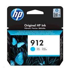 HP 912 Cyan Ink Cartridge