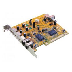 FireWire + USB Combo, PCI,...
