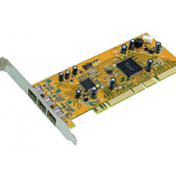 3 x FireWire 800, PCI, Sunix