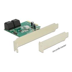 Delock PCIe SATA...