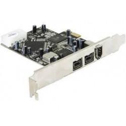 Delock PCIe Firewire. 1x400...