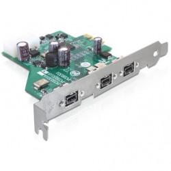 Delock PCIe Firewire. 3 x...