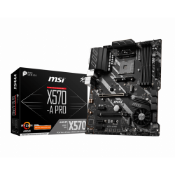MSI X570-A PRO Mainboard...