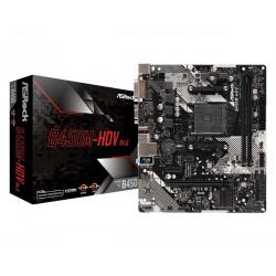 ASROCK B450M-HDV R4.0 AM4...