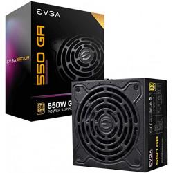 EVGA SuperNova 550W 80+ Gold