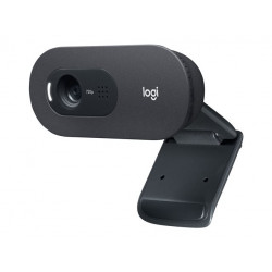 Logitech HD Webcam C505 black