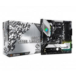 ASRock B550M Steel Legend