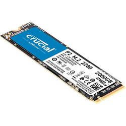 Crucial 2TB P2, NVME PCIe...