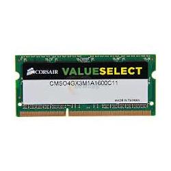 CORSAIR DDR3 1x4GB 1600Mhz...