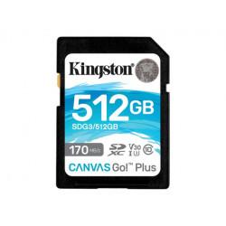 KINGSTON 512GB SDXC Canvas...