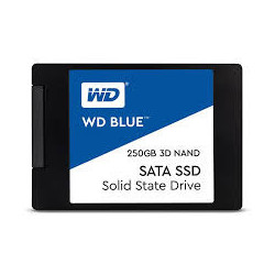 WD Blue SSD 3D NAND 250GB 2.5""