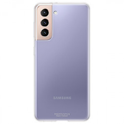 SAMSUNG CLEAR COVER S21...