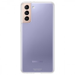 SAMSUNG CLEAR COVER S21+...
