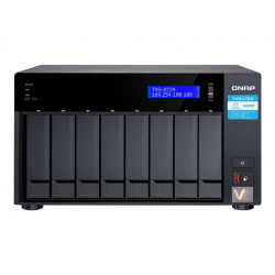 QNAP TVS-872N-i3-8G 8-Bay...