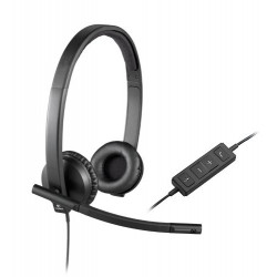 Logitech USB Headset H570e...