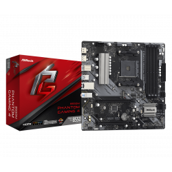 ASROCK B550M PHANTOM GAMING...