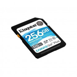 KINGSTON 256GB SDXC Canvas...