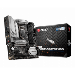 MSI MAG B460M MORTAR WIFI...