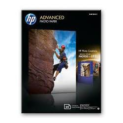 HP advanced photopaper...