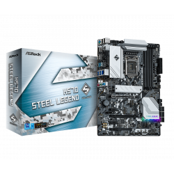 ASROCK H570 STEEL LEGEND...
