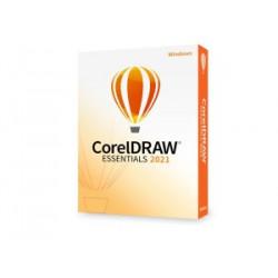 CORELDRAW Essentials 2021...