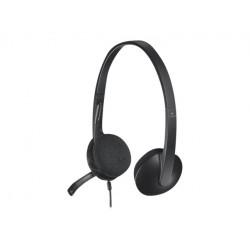 Logitech H340 USB Headset...