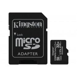 KINGSTON 32GB micSDHC...