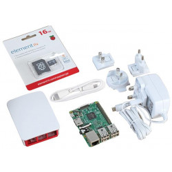 Raspberry Pi 3 Model B+...