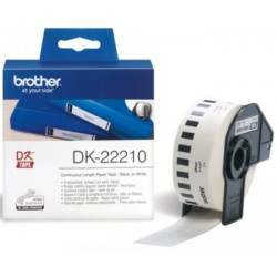 BROTHER DK22210 PAPER TAPE...
