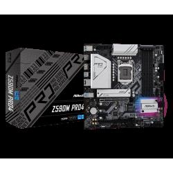 ASROCK Z590M Pro4 LGA1200 mATX