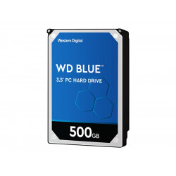 WD Blue 4TB SATA3 HDD Desktop