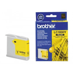 Brother LC1000Y - keltainen...