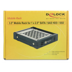 "DeLock 42592 3.5"" Mobile..."