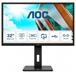 "AOC Q32P2 32"" QHD IPS HAS..."