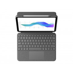 Logitech Folio Touch for...