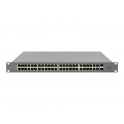 Cisco Meraki Go GS110-48P -...