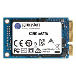 KINGSTON SKC600MS/512GB MSATA