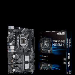 ASUS PRIME H510M-K (mATX,...
