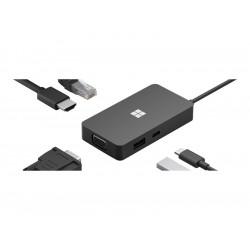 Microsoft USB-C Travel Hub...