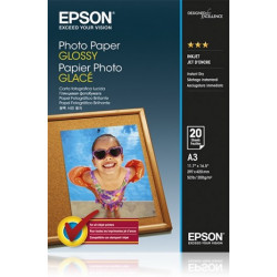 EPSON PHOTO PAPER GLOSSY A3...
