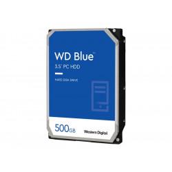 WD Blue - kiintolevyasema -...