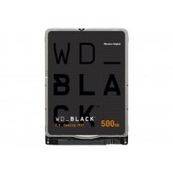 """WD Black 500GB 2.5"""" SATA3..."""