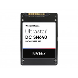 WD Ultrastar DC SN640...