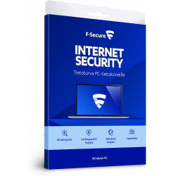 F-Secure Internet Security....