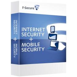 F-Secure Internet + mobile...