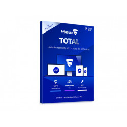 F-SECURE TOTAL (2 YEAR 25...