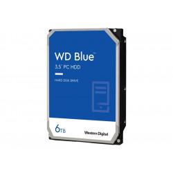 """WD BLUE 6TB 3.5"""" SATA3 64MB..."""