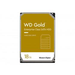 "WD Gold 18TB 3.5"" SATA3..."