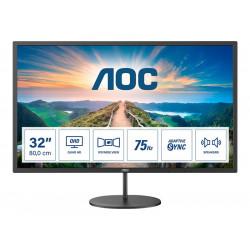 """AOC Q32V4 32"""" QHD IPS DP/HDMI"""