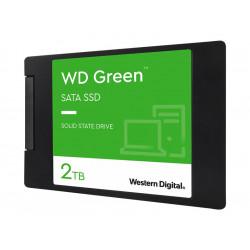 """WD Green 2TB 2.5"""" SATA3 SSD"""